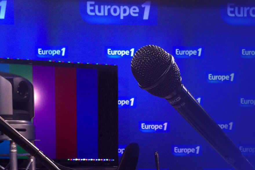 Emission endométriose sur Europe 1