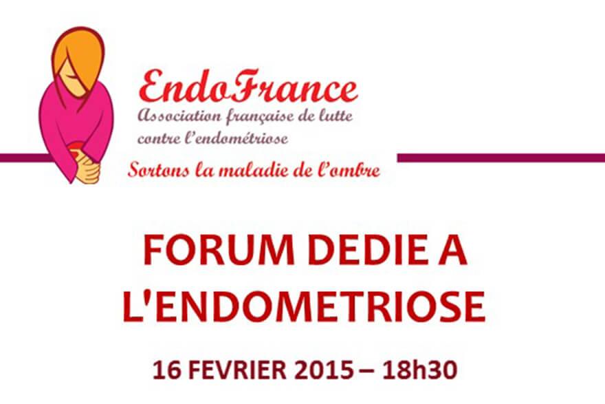 Forum dédié à l'endométriose à Strasbourg