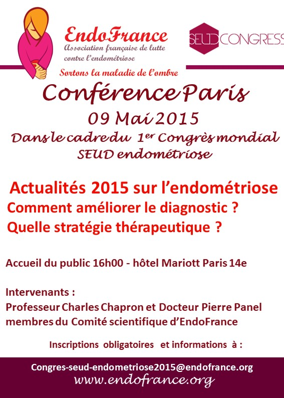 Affiche 9 mai EndoFrance