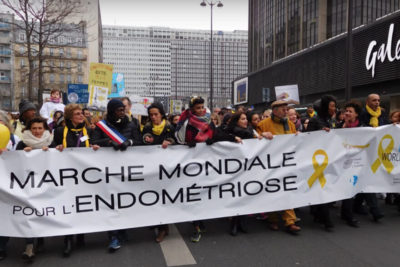 Marche mondiale contre l'Endométriose 2016