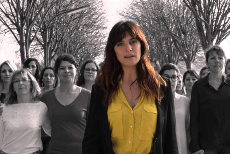 La spot TV Endofrance avec Laëtitia Milot