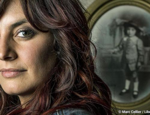 Laëtitia Milot parle d'endométriose aux médias