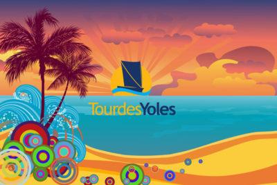 Tour des Yoles - Fort de France - Endofrance
