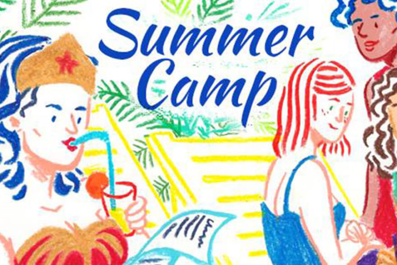 Summer Camp Euromed, endofrance