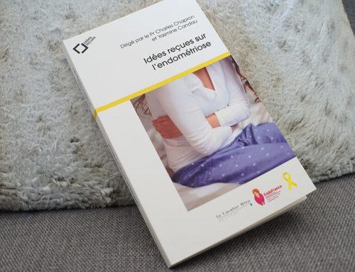 Parution de notre livre : les idées reçues sur l'endométriose
