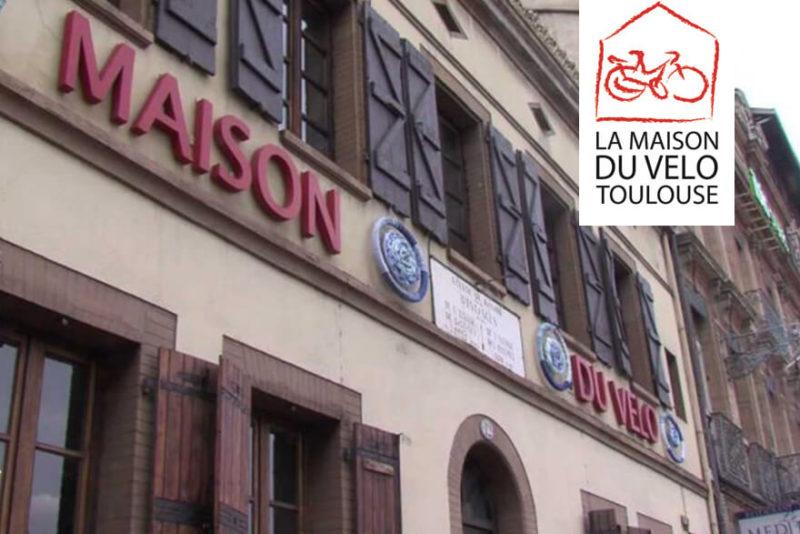 La maison du velo Toulouse