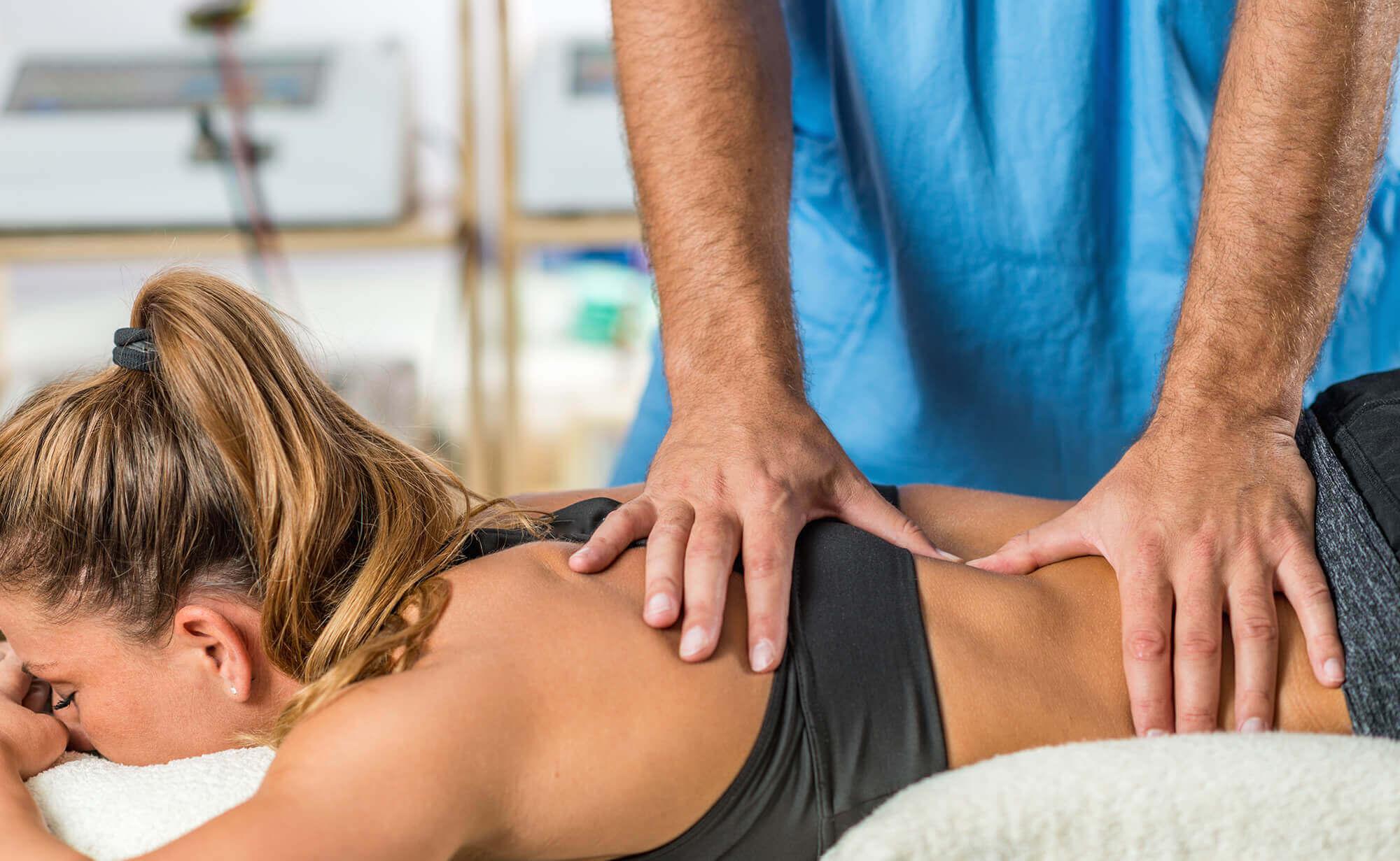 Soulager l'endométriose avec l'ostéopathie