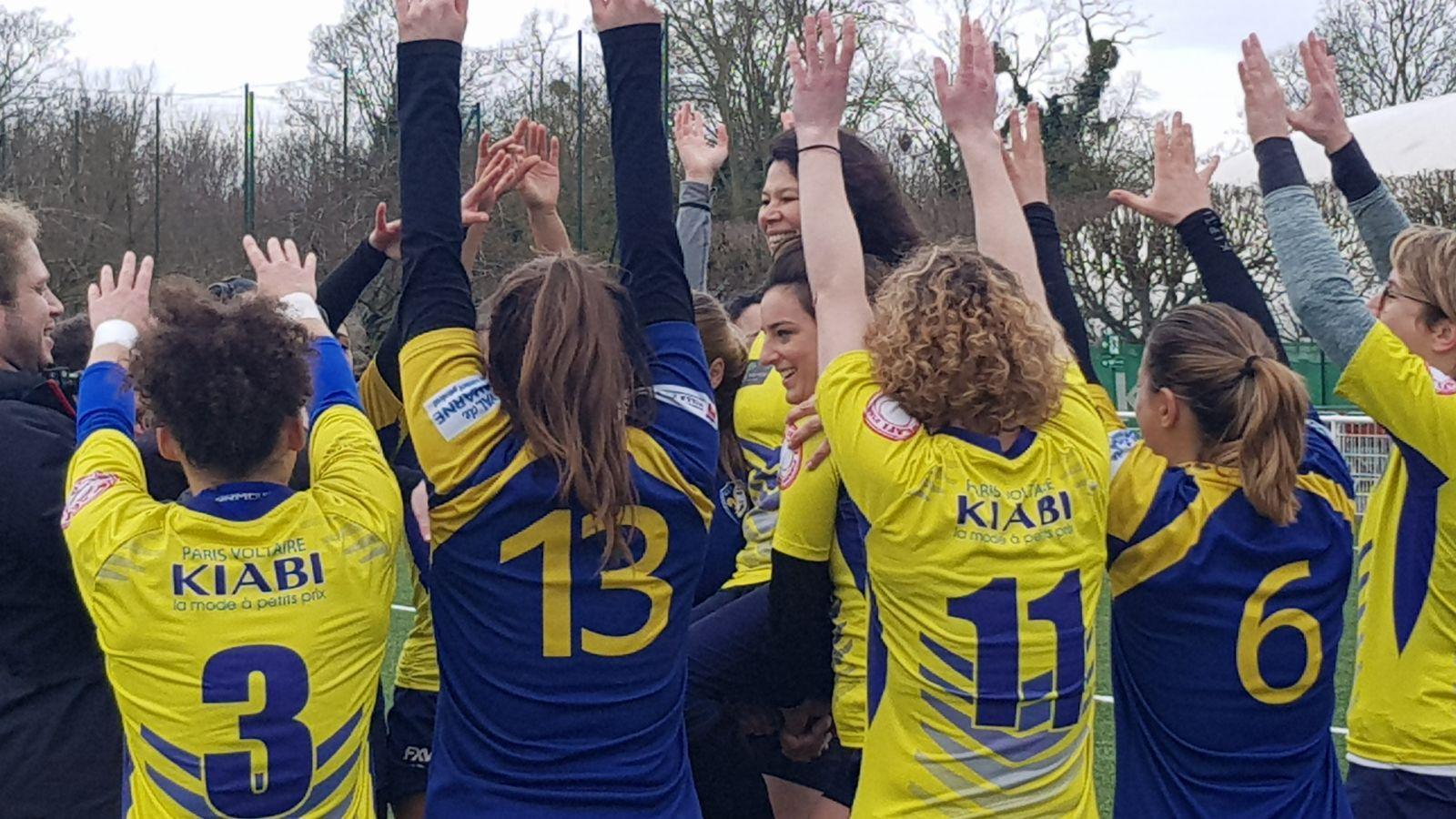 Le tournoi des Reines Rugby Endofrance