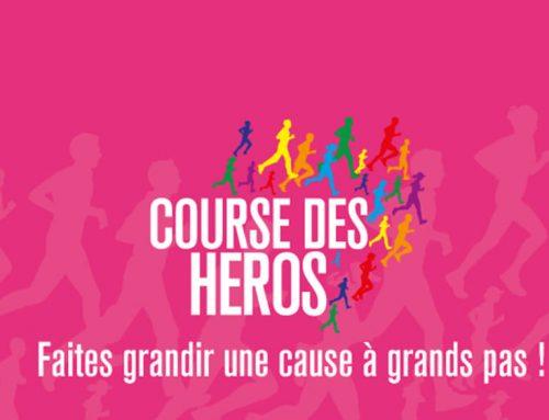 Le 17 juin c'est la Courses des Héros !