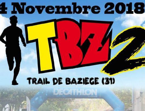 Venez courir ou marcher à nos côtés lors du Trail de Baziège