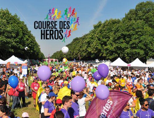 Participez à la course des héros pour EndoFrance à Bordeaux !