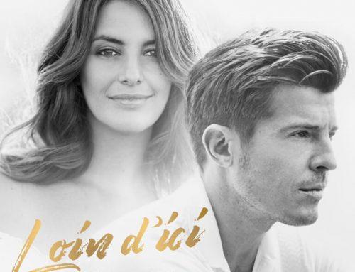 Le single « Loin d'ici » de Vincent Niclo et Laetitia Milot